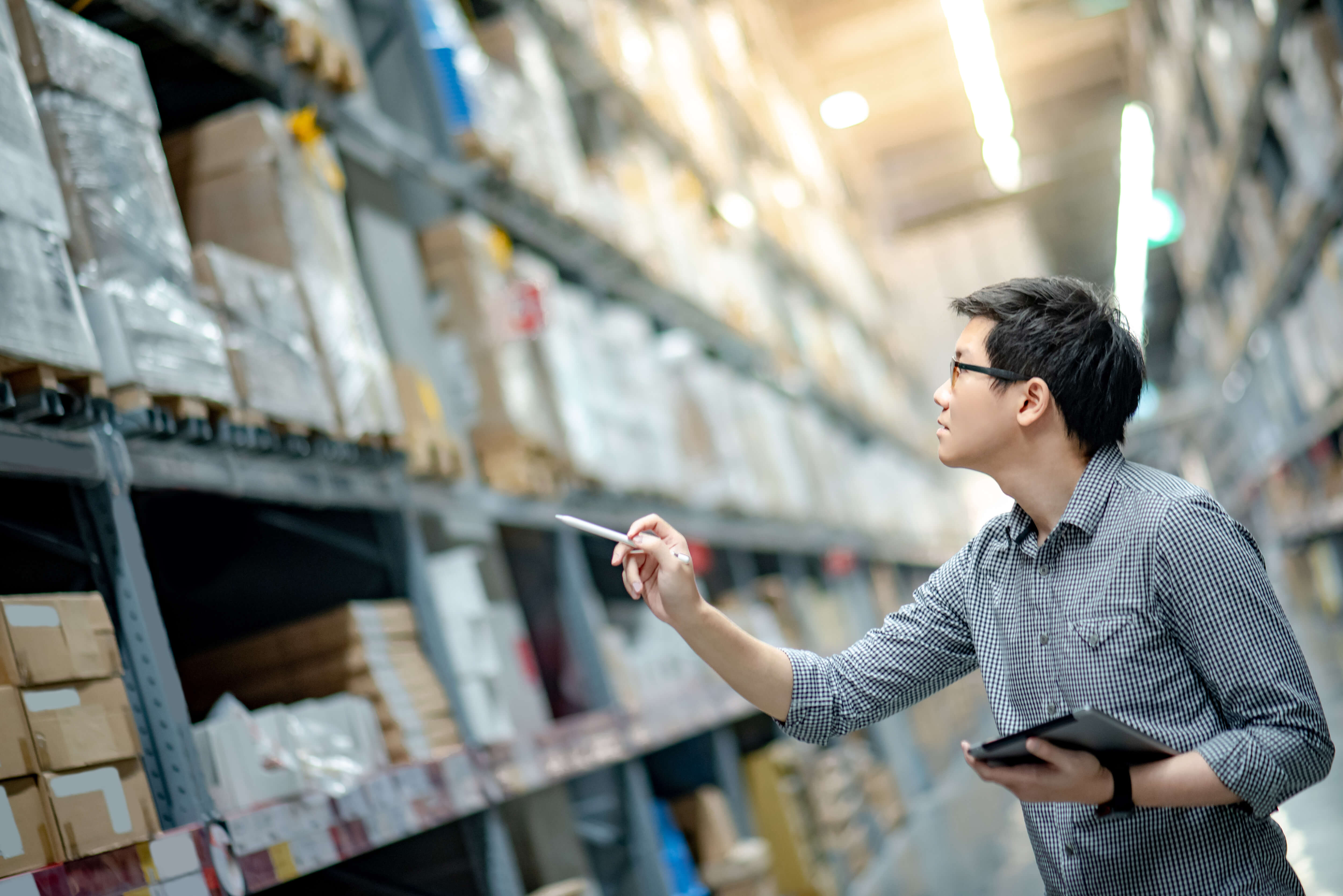Storage & Warehousing – Managed Facilities Solutions